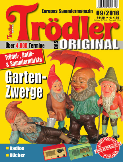 Trödler ORIGINAL August 19, 2016 00:00