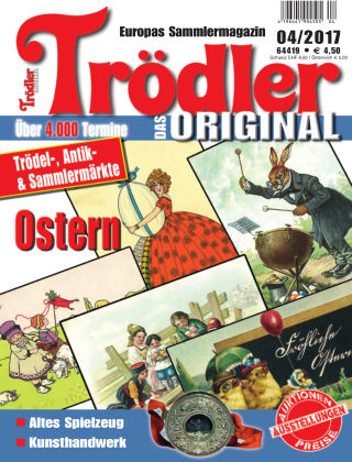 Trödler ORIGINAL 04/2017