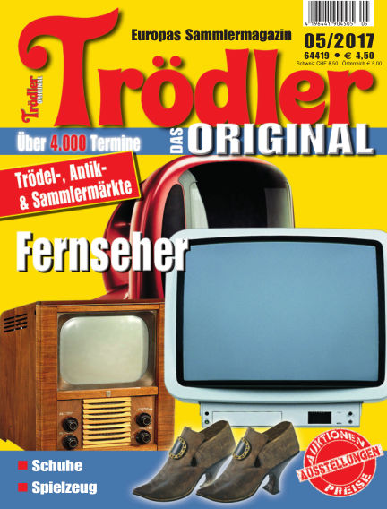 Trödler ORIGINAL April 13, 2017 00:00