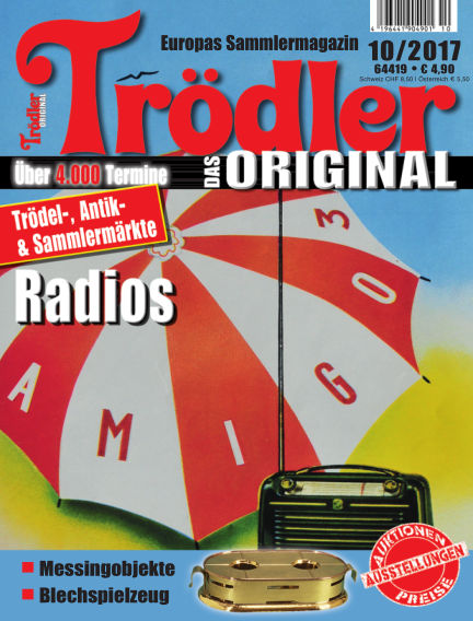 Trödler ORIGINAL September 17, 2017 00:00