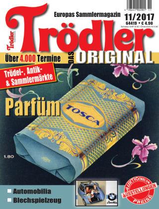 Trödler ORIGINAL 11/2017