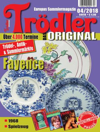 Trödler ORIGINAL 04/2018