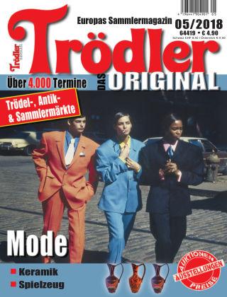 Trödler ORIGINAL 05/2018