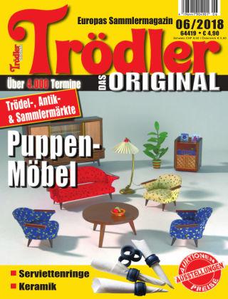 Trödler ORIGINAL 06/2018
