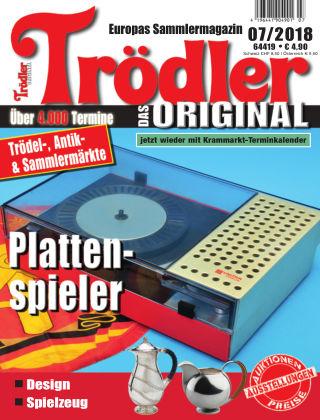 Trödler ORIGINAL 07/2018