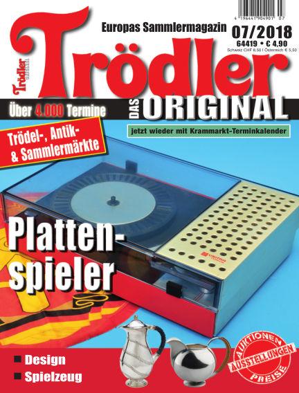 Trödler ORIGINAL June 16, 2018 00:00