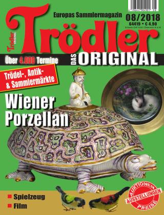 Trödler ORIGINAL 08/2018