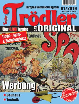 Trödler ORIGINAL 01/2019