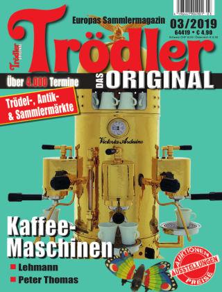 Trödler ORIGINAL 03/2019