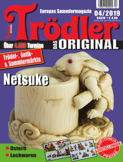 Trödler ORIGINAL March 16, 2019 00:00