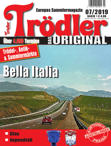 Trödler ORIGINAL June 15, 2019 00:00