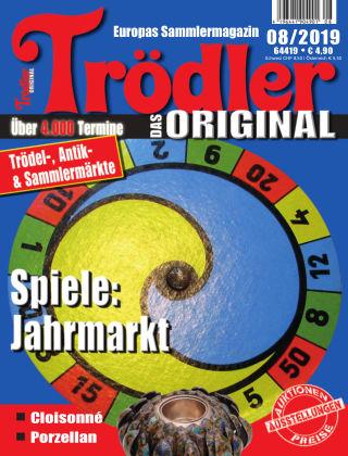 Trödler ORIGINAL 08/2019