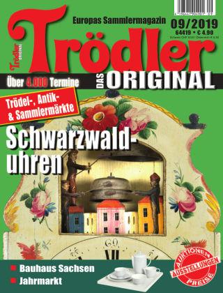 Trödler ORIGINAL 09/2019