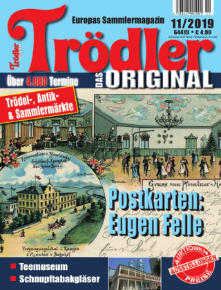 Trödler ORIGINAL 11/2019