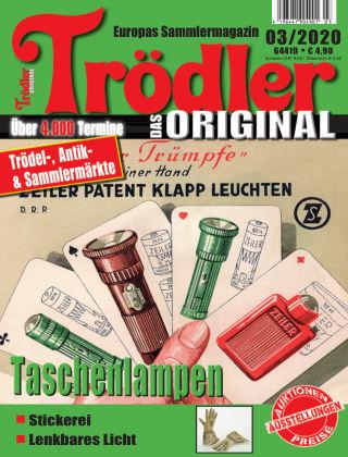 Trödler ORIGINAL 03/2020