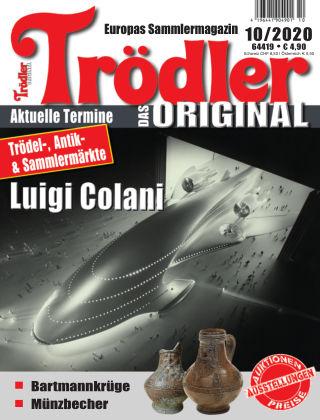 Trödler ORIGINAL 10/2020
