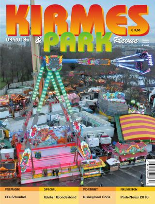 Kirmes & Park Revue 03/2018
