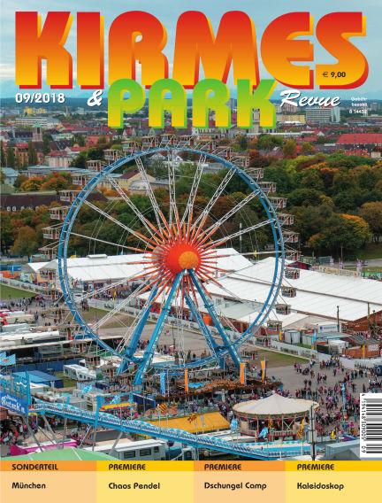 Kirmes & Park Revue August 26, 2018 00:00