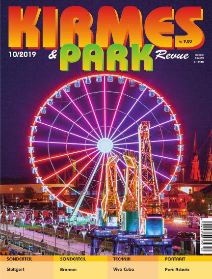 Kirmes & Park Revue September 22, 2019 00:00