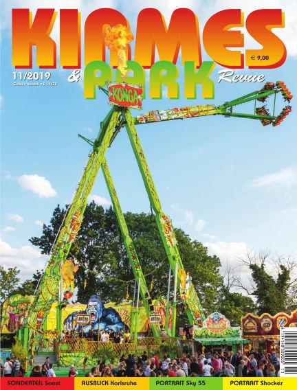 Kirmes & Park Revue October 26, 2019 00:00