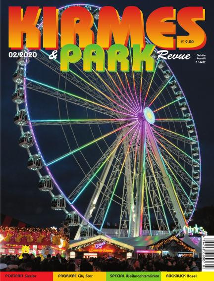 Kirmes & Park Revue January 25, 2020 00:00