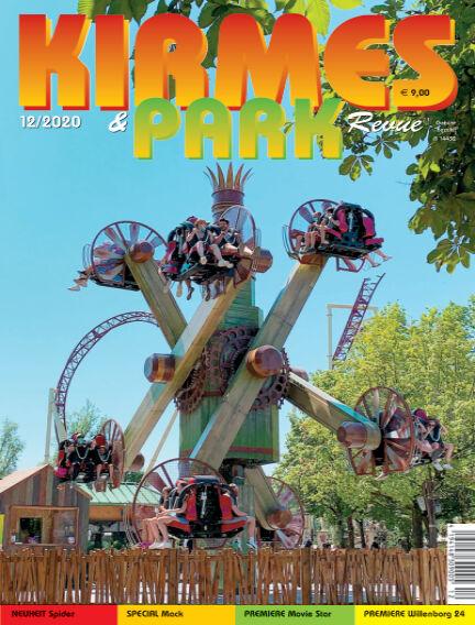 Kirmes & Park Revue November 28, 2020 00:00