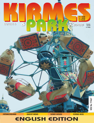 International Kirmes & Park Revue 06/2016