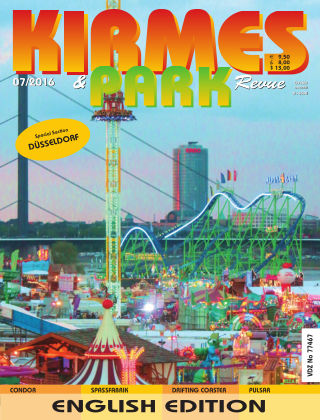 International Kirmes & Park Revue 07/2016