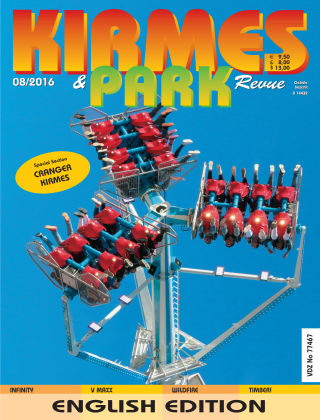 International Kirmes & Park Revue 08/2016