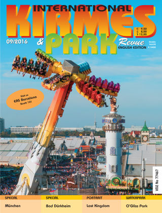 International Kirmes & Park Revue 09/2016