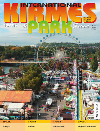 International Kirmes & Park Revue 10/2016