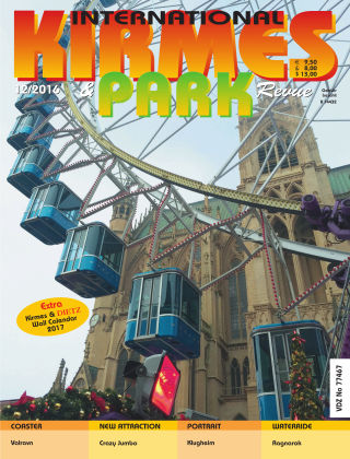 International Kirmes & Park Revue 12/2016