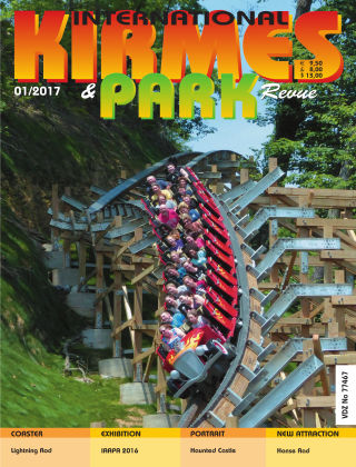 International Kirmes & Park Revue 01/2017