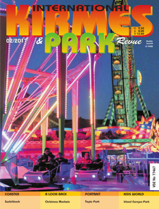 International Kirmes & Park Revue 02/2017