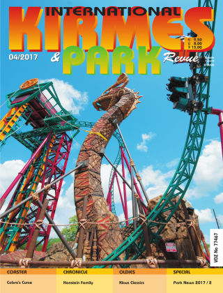 International Kirmes & Park Revue 04/2017