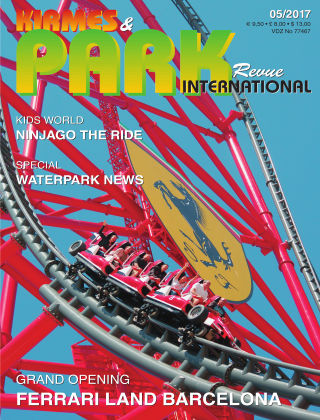 International Kirmes & Park Revue 05/2017