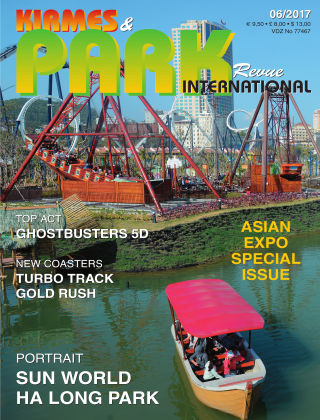 International Kirmes & Park Revue 06/2017