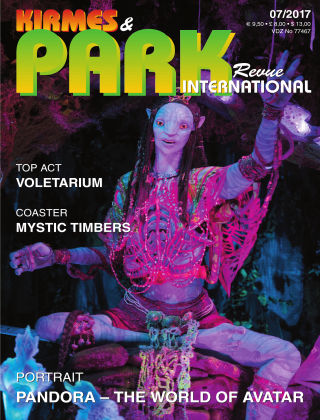 International Kirmes & Park Revue 07/2017