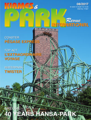 International Kirmes & Park Revue 08/2017