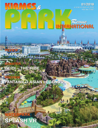 International Kirmes & Park Revue 01/2018