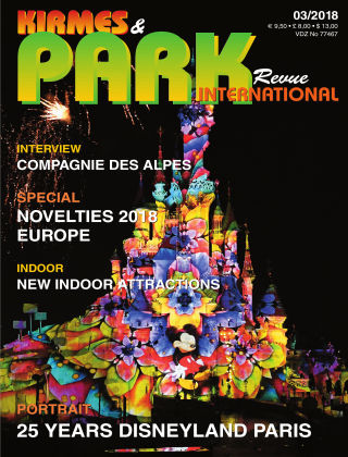 International Kirmes & Park Revue 03/2018