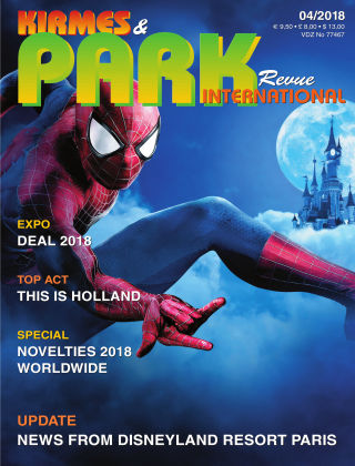 International Kirmes & Park Revue 04/2018