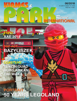 International Kirmes & Park Revue 06/2018