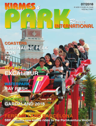 International Kirmes & Park Revue 07/2018