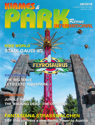 International Kirmes & Park Revue 08/2018