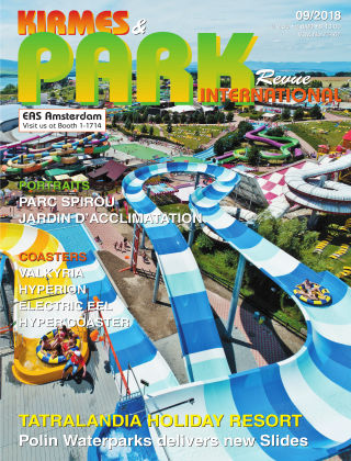 International Kirmes & Park Revue 09/2018