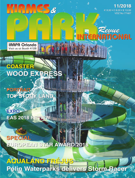 International Kirmes & Park Revue Subscription Best Offer With Readly