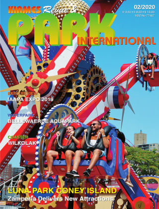 International Kirmes & Park Revue 02/2020