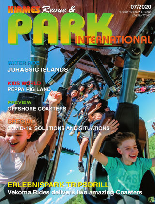 International Kirmes & Park Revue 07/2020