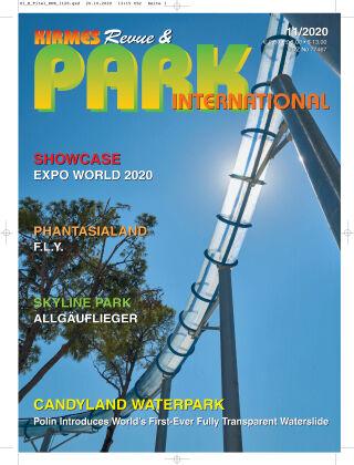 International Kirmes & Park Revue 11/2020